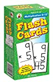 Multiplication 0-12 Flash Cards, Grades 3 - 5
