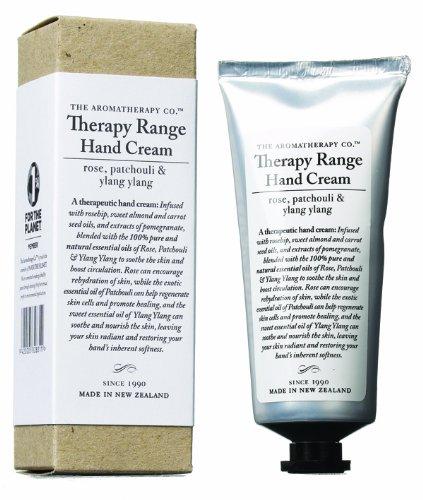 Therapy Range セラピーレンジ ローズ & イランイラン 75g シアバター 濃厚うるおい エッセンシャルオイル100%