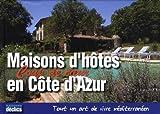 echange, troc Gérard Bernar - Maison d'hôtes Coup de coeur en Côte d'Azur