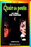 """Afficher """"Chair de poule<br /> La Nuit des pantins"""""""