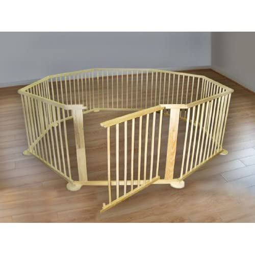 New Baby Wooden Playpen Room Divider Wood Octagon Play Pen. The Kitchen Design Centre. Top Kitchen Designs 2014. Kitchen Design And Fitting. Kitchen Desk Design