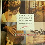 img - for Milady's Standard System of Salon Skills (Hairdressing, Leader's Manual) book / textbook / text book
