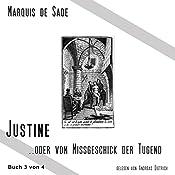 Das Leiden der Justine 3 | Marquis de Sade