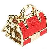 (フルラ)FURLA キーホルダー キーチャーム 741151 R RH71FG0 BAGS バッグ型 レッド[並行輸入品] [ウェア&シューズ]