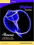 School Mathematics Project SMP GCSE Interact 2-tier Higher Transition Pupil's Book (SMP Interact 2-tier GCSE)