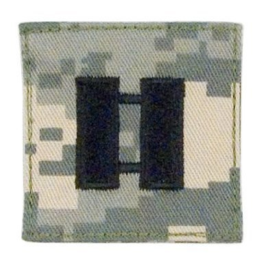 ACU Digital Camouflage Captain Insignia