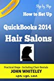 QuickBooks Training for Hair Salons: How to Setup Your Books