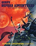 GURPS Supers Adventures (1556342292) by Jeff Koke