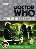 Doctor Who - Genesis of the Daleks (2 Disc Set) [DVD] [1975]