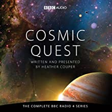 Cosmic Quest Audiobook by Heather Couper Narrated by Heather Couper