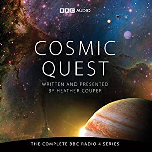 Cosmic Quest Audiobook