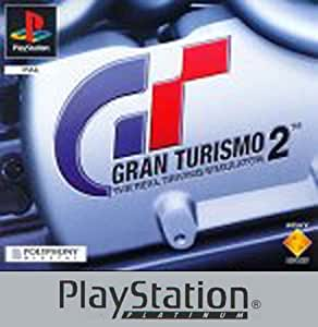 Gran Turismo 2 Platinum (PS)