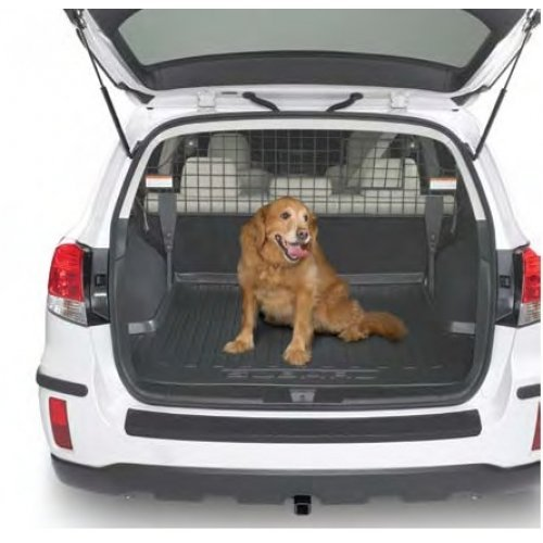 Dog Car Gates front-72456