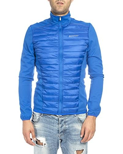 Brooklin Steppjacke blau