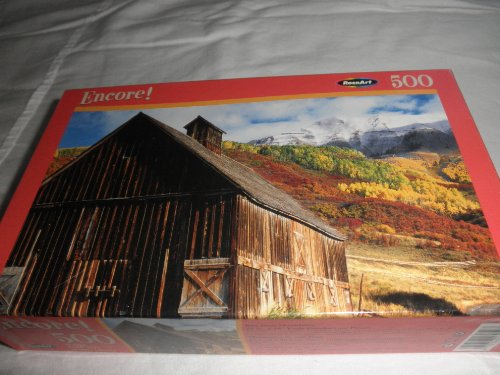 Encore! North Sierra Nevada 500 Piece Puzzle - 1