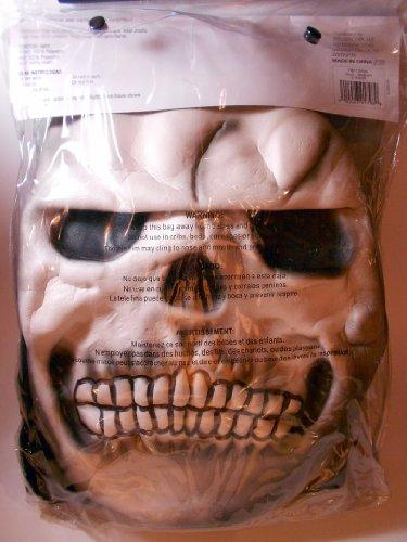 Hat Heads Costume Skull Medium Size 7 - 8