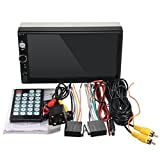Brand new - 7010B 7 Inch Car Stereo Radio MP5 Player FM USB AUX HD Bluetooth Touch Screen Rear View Camera