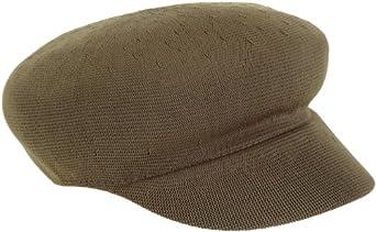 Kangol Men's Tropic Mau Cap Newsboy Caps,Loden,L US