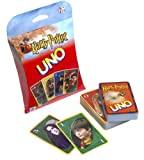 Harry Potter and The Sorcerer's Stone Uno by Matell