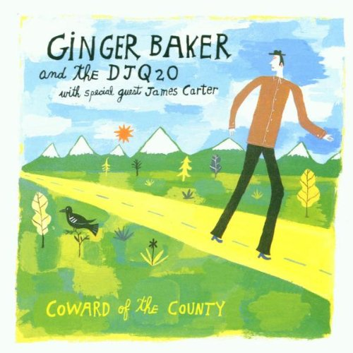 Coward of the County by Ginger Baker