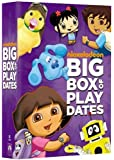Nickelodean Big Box of Play Dates [DVD]