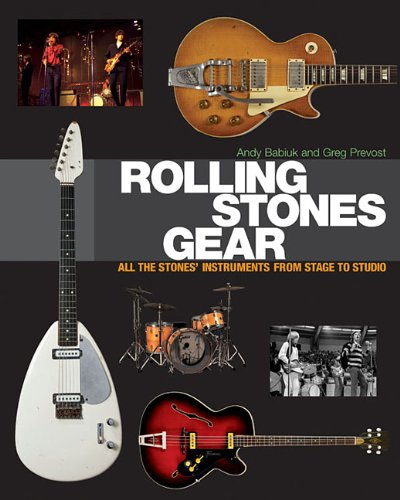 Rolling Stones Gear: All the Stones' Instruments from Stage