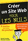 Cr�er un site Web