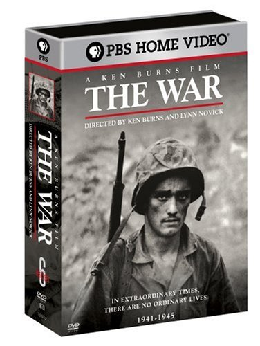 Cover art for  The War - A Film By Ken Burns and Lynn Novick