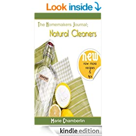 New Natural Cleaners Guide