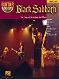 Guitar Play-Along Vol.067 Black Sabbath + Cd