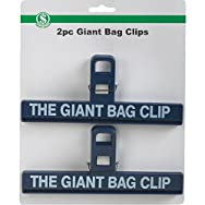 Giant Bag Clip - Smart Savers-2PC GIANT BAG CLIPS