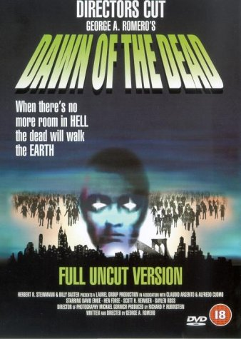 Dawn of the Dead (Un-Cut) [DVD] [1980]