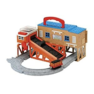 51QZXJARBQL. SL500 AA300  Take Along Thomas Playsets Your Child Will Love!