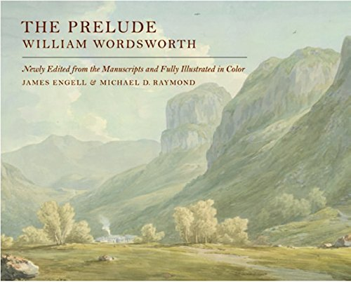 The Prelude: Newly Edited from the Manuscripts and Fully Illustrated in Color (Prelude Wordsworth compare prices)