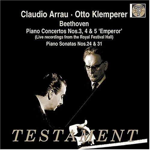 Beethoven: Concerti Per Piano N.3,4   5