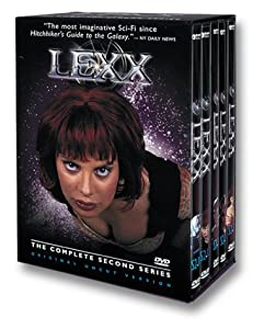 Lexx: The Complete Second Series [Full Screen Original Uncut Version] [5 Discs] (Bilingual) [Import]