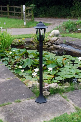 Traditional Victorian Style 1 Head Lantern