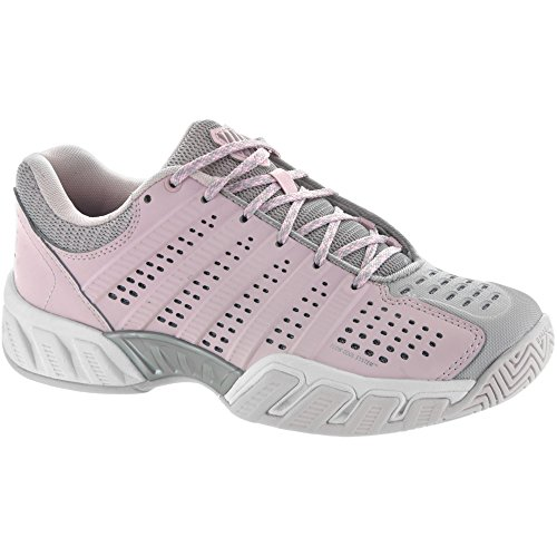 K-Swiss Women's Bigshot Light 2.5 Tennis Shoe, Mauve Chalk/Wind Chime, 7.5 M US