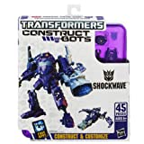 Shockwave Transformers Construct-Bots Elite Figure