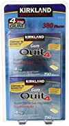 Kirkland Signature Quit Smoking Gum,…