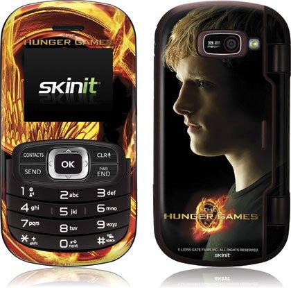 Skinit The Hunger Games -Peeta Mellark Vinyl Skin for LG Octane VN530