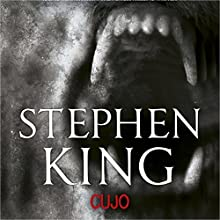 Cujo Audiobook by Stephen King Narrated by Lorna Raver