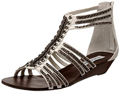 Cabezza womens size 7 black leather gladiator sandals shoes shoes