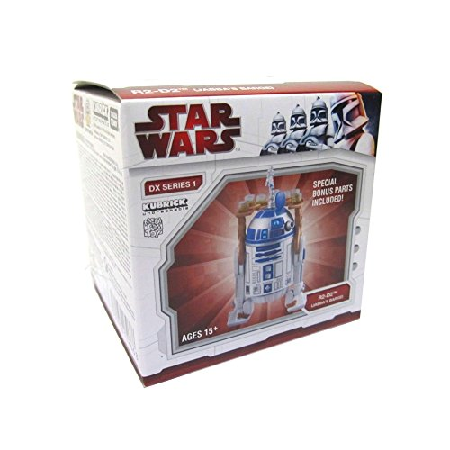 R2-D2 Jabba's Barge Star Wars Kubrick Unbreakable DX Series 1 Minifigure