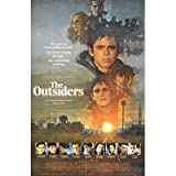 (11x17) The Outsiders Movie Poster