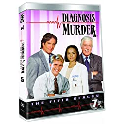 Diagnosis Murder The Complete Fifth Season
