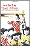 img - for By Joseph J. Tobin - Preschool in Three Cultures: Japan, China and the United States: 1st (first) Edition book / textbook / text book