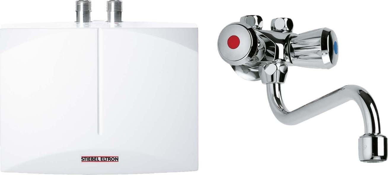 Stiebel Eltron 185412 MiniDurchlauferhitzer DNM 3 mit MAW, 3.5 kW/230 V, weiß  BaumarktÜberprüfung und weitere Informationen