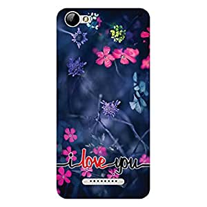 RD Digital Printed Designer Back Cover for LYF Wind 1 (Multi-color)
