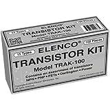 Elenco  Transistor Kit, 100-Piece